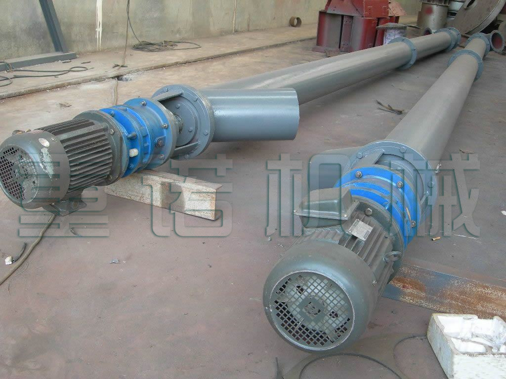 GX型管式螺旋输送机